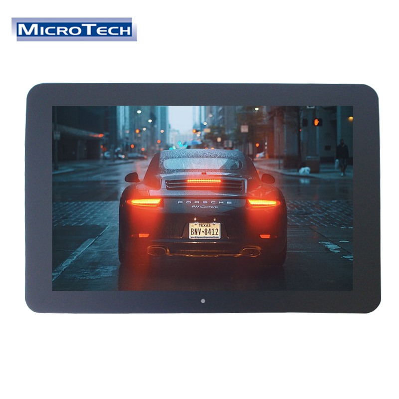 10.1 Inch 350/600/1000 nits 1280x800 LVDS Interface Screen with Touch Panel