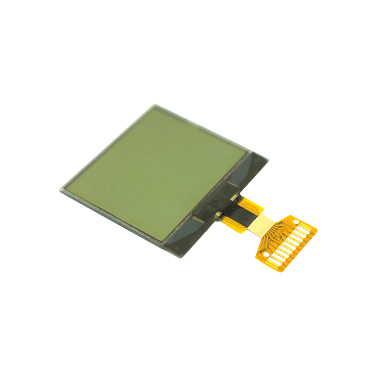 Viewing Area 31.00x27.55mm Graphic LCD Display FPC 8 Pin 0.5 Pitch