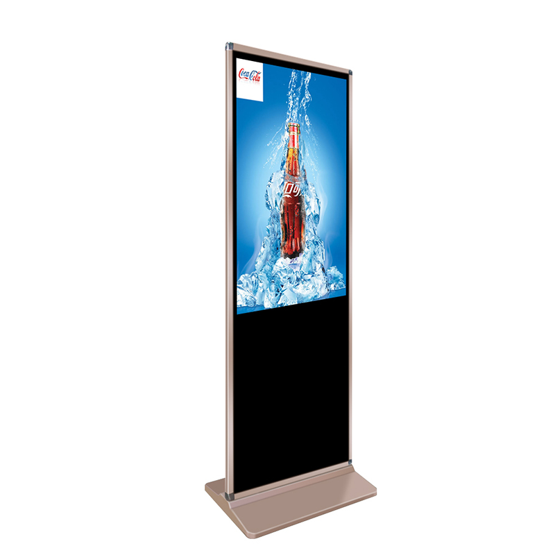 12.1 Inch to 42 49 55 65 Screen Indoor Indoor Advertising Led Digital Tv Display Advertising Stage Led Display Big Screen