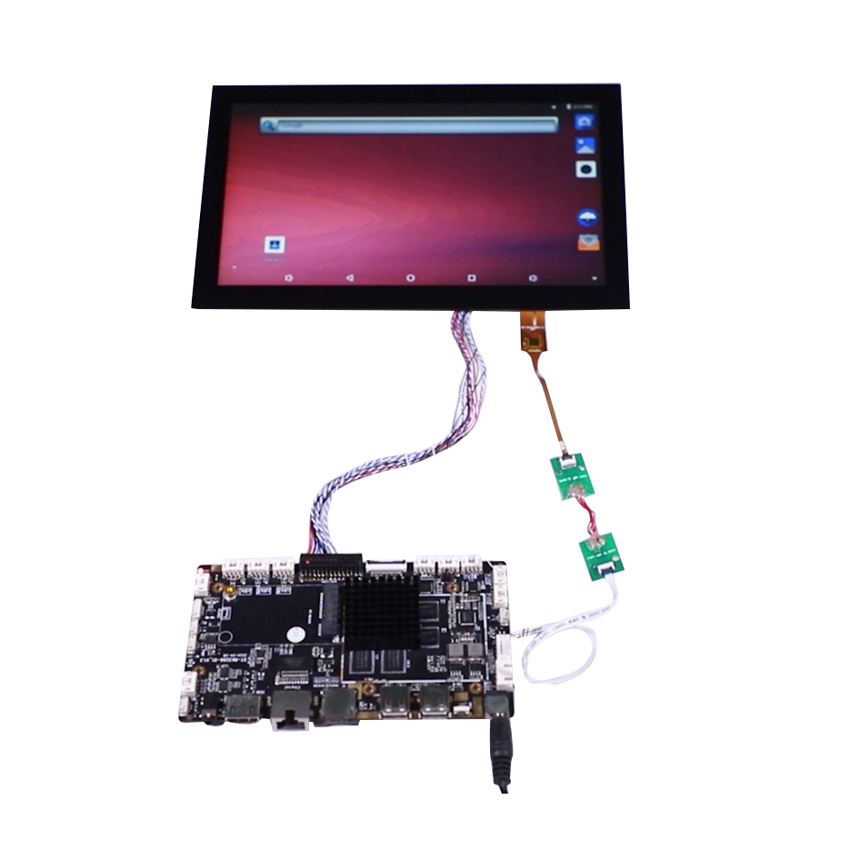 TFT Displays & Embedded Solutions