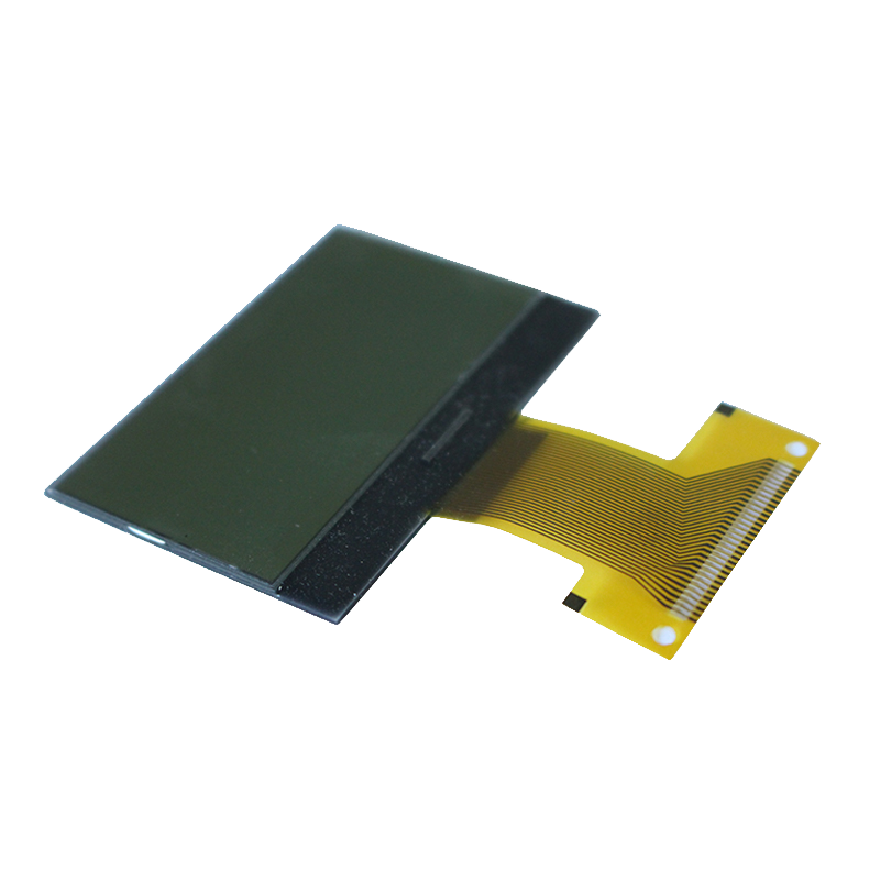 FSTN LCD Display With 128*64 Dots And 52.6*27.5mm Viewing Area