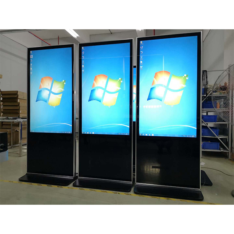 12.1 Inch to 42 49 55 65 Inch Advertising Display Lock for Vertical or Stretch Advertising Display