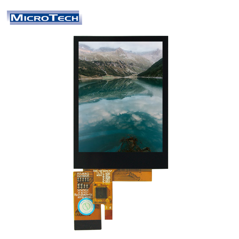 2.4 Inch TFT LCD with Capacitive Panels Module