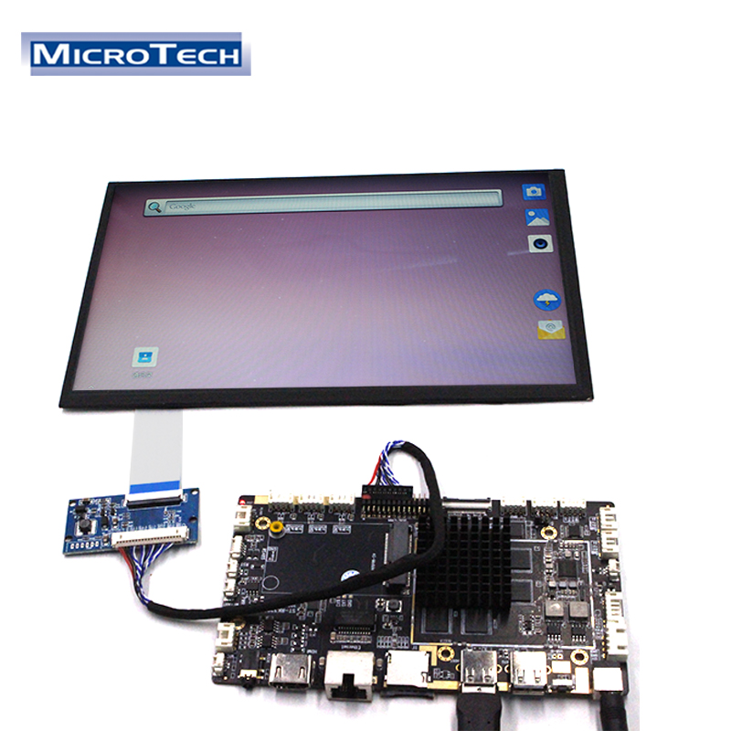 TFT LCD with Touch & PCBA Solution